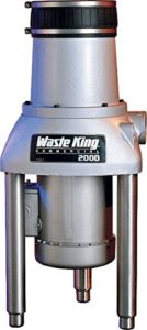 Waste king commercial disposer