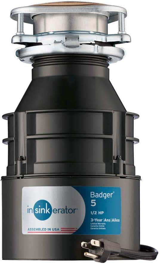 Badger 5 new