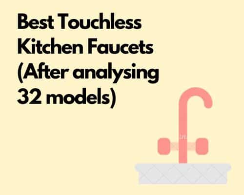 Best touchless faucets